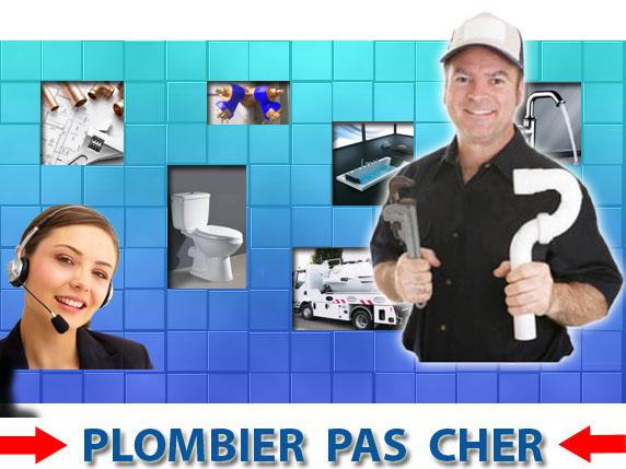 Toilette Bouché Augers en Brie 77560
