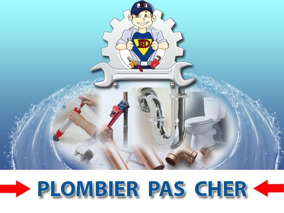 Toilette Bouché Bassevelle 77750