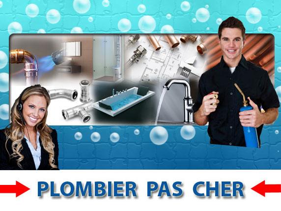 Toilette Bouché Chailly en Brie 77120
