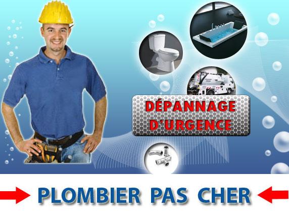 Toilette Bouché Chalmaison 77650